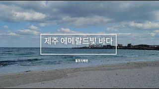 풍경 같은 제주바다 월정리해변