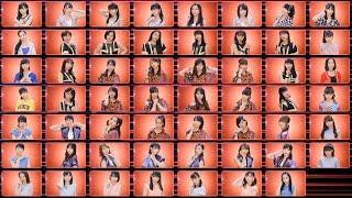 """ハロプロ・オールスターズ『憧れのStress-free』(Hello! Project All Stars [The longing """"Stress-free""""])(MV)"""