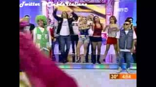 ECDI El Show de Mamuca, Orriata y Chinitos 29-ago-12