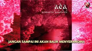 Ada Band - Pura  Pura Cinta (Official Lyric)