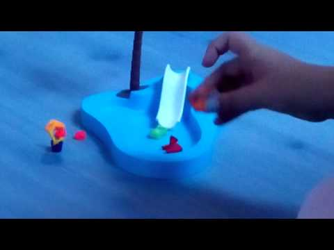 Pr sentation de la piscine de playmobil youtube for Playmobil la piscine