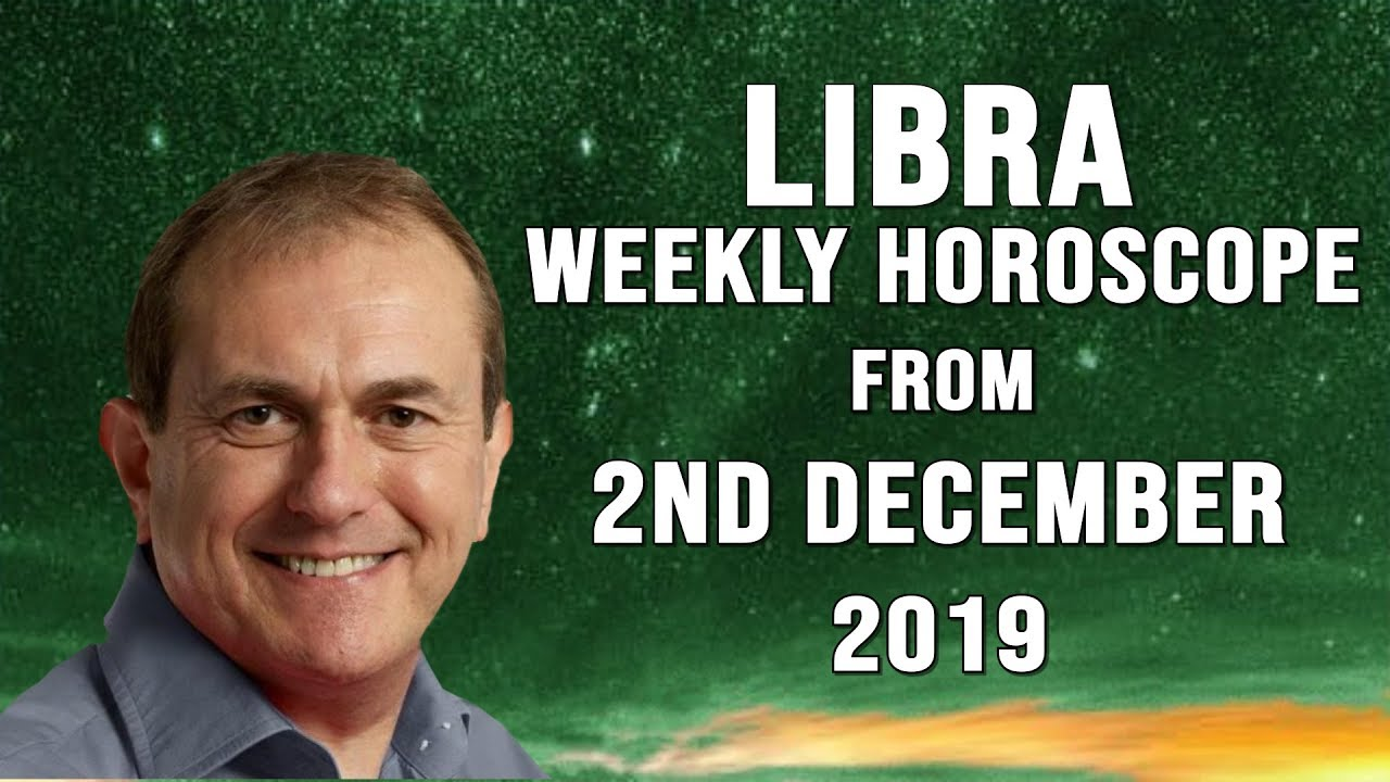 Weekly Horoscopes from 2nd December 2019