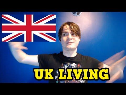 Living In the UK vs America