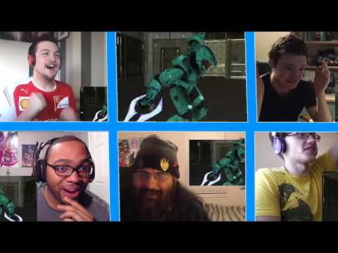 Red vs Blue Tex vs Reds and Blues Reaction...