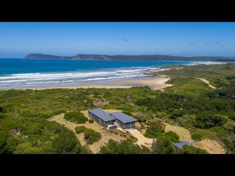 Cloudy Bay Beach House: Virtual Tour - Bruny Island, Tasmania, Australia