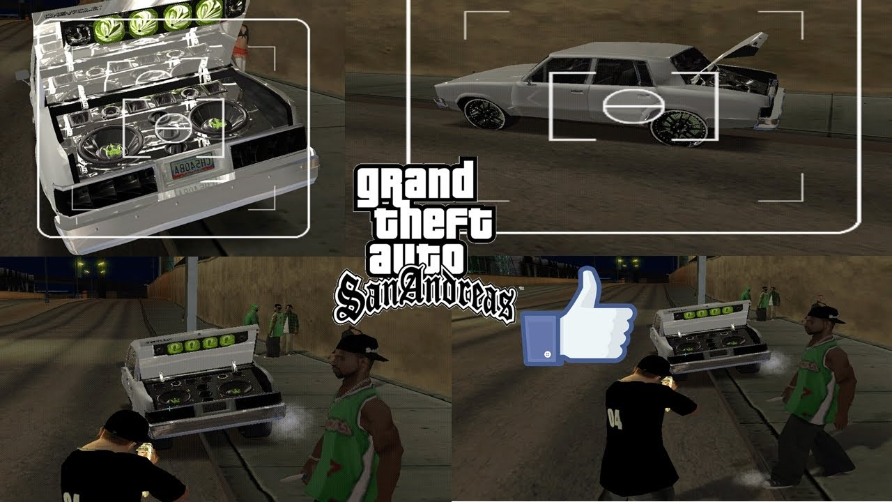 Descargar gta san andreas full utorrent - 1 8