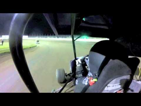 Carter Bingham Racing - English Creek Speedway Feature - July 18, 2014