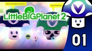[Vinesauce] Vinny - LittleBigPlanet 2 (part 1)