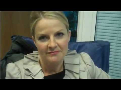 How Not to Live Your Life Series 3 DVD Extras - Sarah hadland's accents