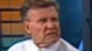 Reptillian Caught Hissing On Live TV
