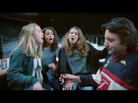 Zamboni® Karaoke—Edina Girls Edition. Presented by Tradition Companies.