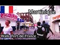 Download mp3 Martinique Island - Walking in Fort-de-France the Capital 2017 4K (1/2) for free