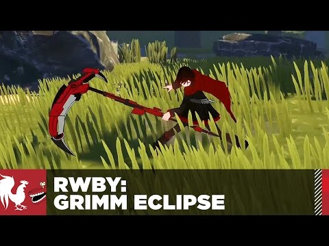 RWBY Grimm Eclipse Steam Greenlight Trailer!
