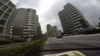 Tokyo bike ride (Otsuka - Shin Okubo)