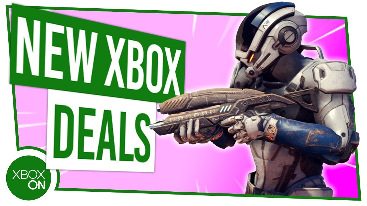8 NEUE XBOX-ANGEBOTE | Dragon Age: Inquisition, Mass Effect: Andromeda, RiME & MORE + video