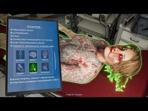 ER Pandemic Simulator - Trailer