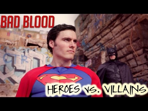 Taylor Swift - Bad Blood (Heroes vs Villains)