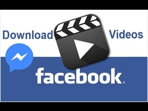 Descargar video de Facebook messenger -Download videos