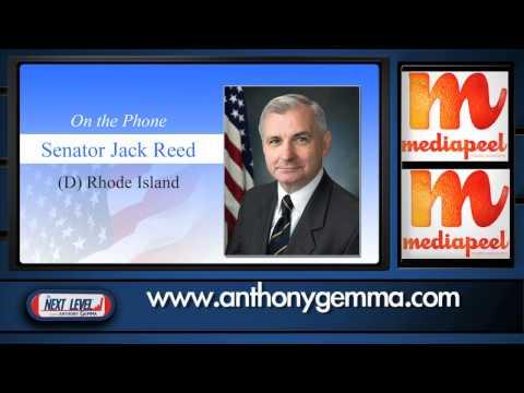 The Next Level Hosted by Anthony Gemma - Senator Jack Reed