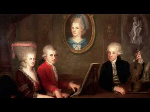 Wolfgang Amadeus Mozart, Sinfonia Concertante for wind instruments