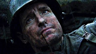 Call of Duty WW2 - All Character Deaths Scenes Ending