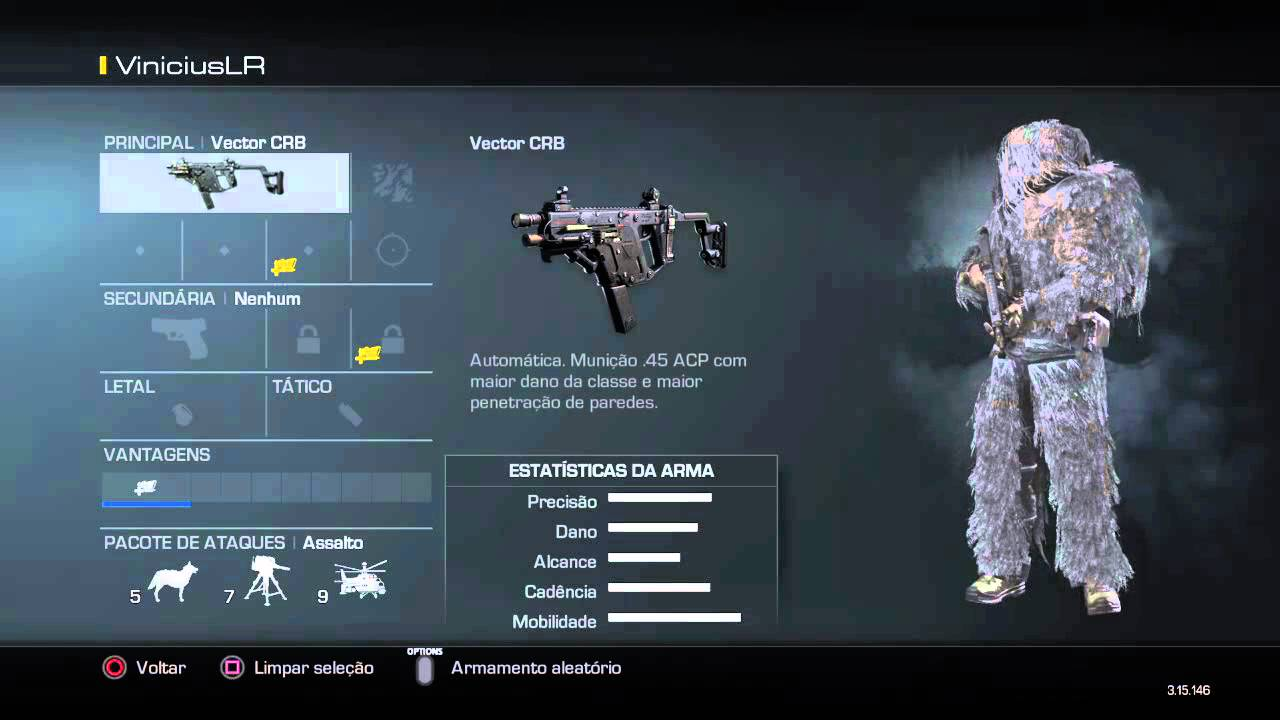 Call Of Duty Ghosts Melhores Armas Youtube
