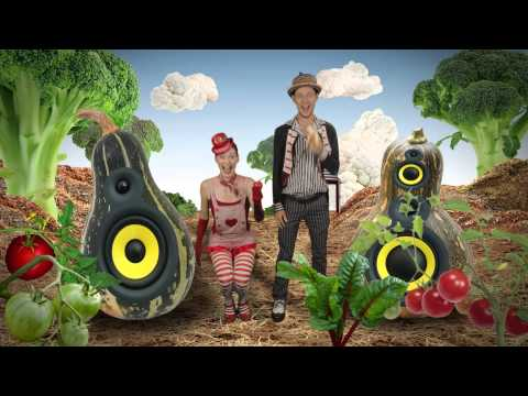 'Yield' Formidable Vegetable Sound System - (Permaculture Music Video - HD)