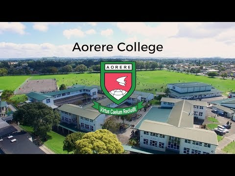 Welcome to Aorere College