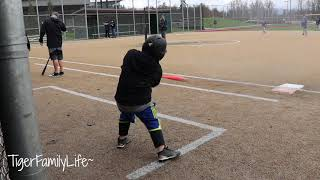 Time to Play Ball! Baseball Tryout 2018 | TigerFamilyLife~