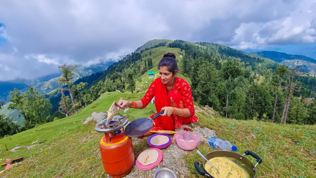Hp-70 ❤️ A Beautiful Hill Trip     Chamba To Dharmshala Via Jot