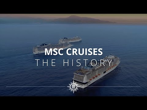 About MSC Cruises : Discover about the company history and