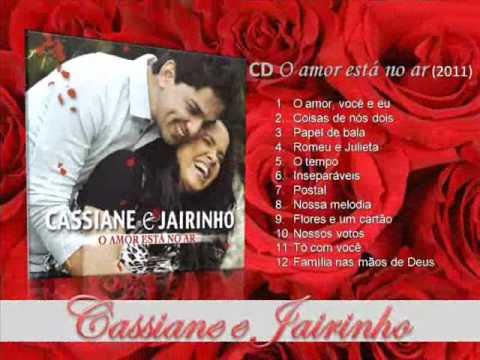 cd cassiane jairinho amor est ar 2011