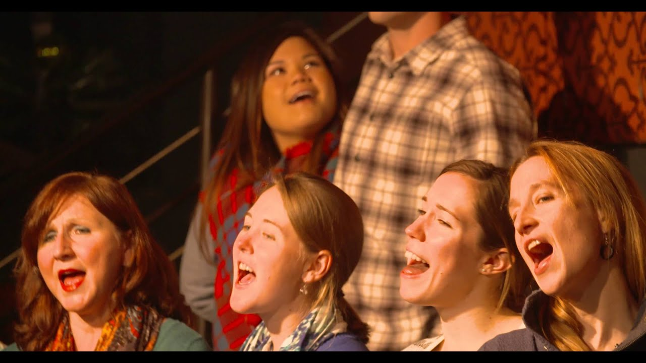 """Flash Chorus sings """"Home"""" by Edward Sharpe & The Magnetic ..."""