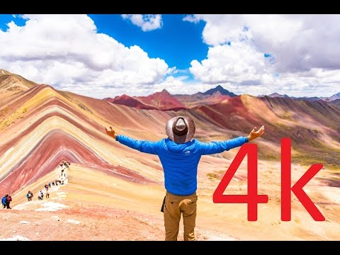 GoPro HERO4 Black || A month in Peru in 2mn | Adventure in 4k || Feiyu tech g4s