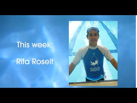 Meet the Team | Meet Aquatots Teacher Rita