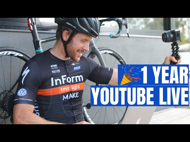 LIVE Q&A, 3 BIG Learnings, & Cycling Giveaways!