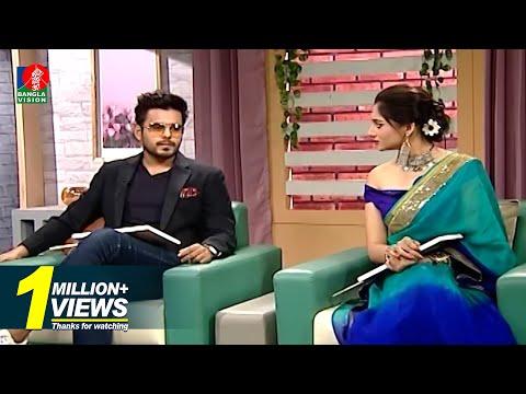 Weblife with Sehtaj | Ep 18 | Siam & Puja Cheri | Bangla Talk Show | BanglaVision Program | 2018