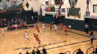 Kamron Johnson lakeside high school basketball highlights