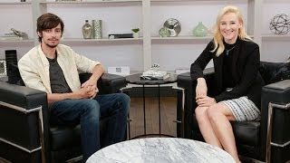 Devon Bostick Talks The 100 and William Shatner!