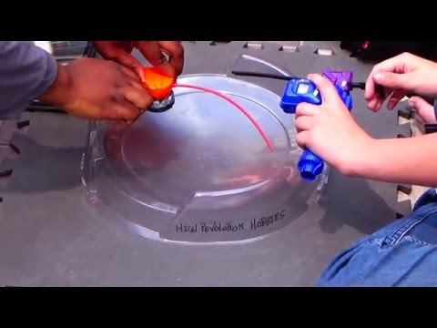 """""""Big Trouble in Little Tokyo"""" Beyblade Tournament FULL FOOTAGE - Los Angeles, CA April 30th"""