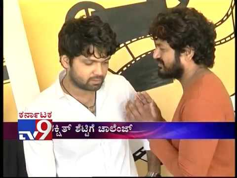 Gandhi Nagar Gossip on Rakshik Shetty and his Upcoming Movie  Avane Srimannarayana