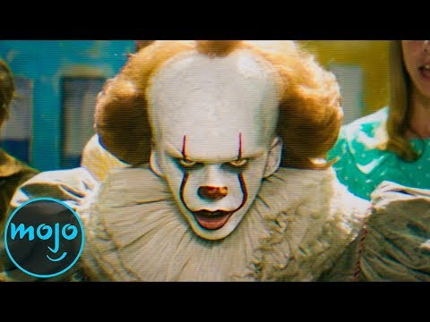 Top 10 IT Moments Too Creepy for the Movies