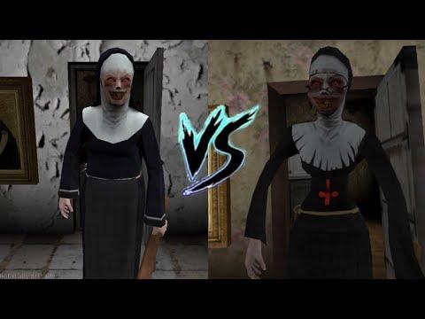 The Nun (1.0) VS Evil Nun (1.1.5)