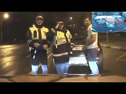 реакция гаи гайцов ГИБДД на картинку Путина картинка на заднем стекле автомобиля #3DstickerSPB