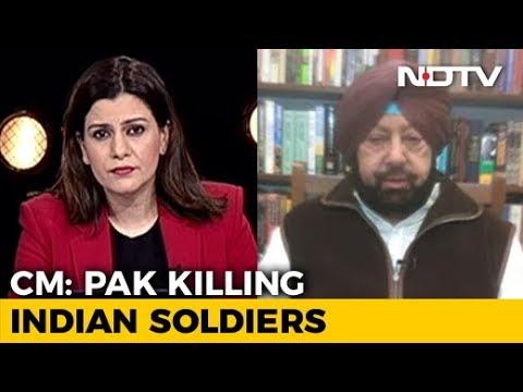 Welcome Kartarpur Decision, Says Punjab Chief Minister Amarinder Singh