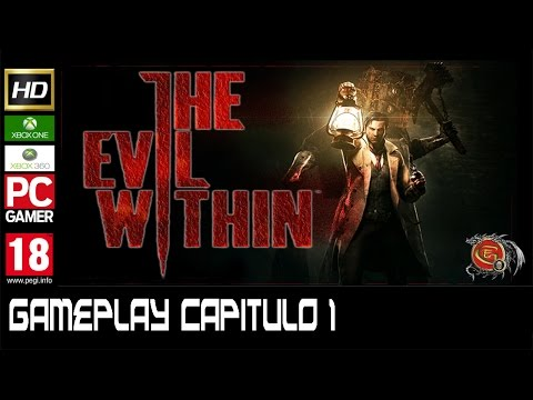 "The Evil Within Guia español Pro - Gameplay Walkthrough Capitulo 1 "" Una llamada de emergencia """