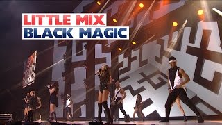 Baixar - Little Mix Black Magic Sunday Performance Live At The Jingle Bell Ball 2015 Grátis