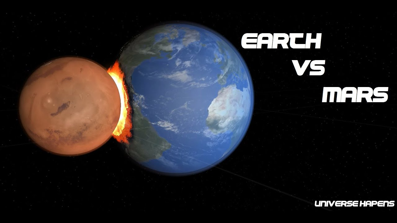 size of earth to mars - photo #17