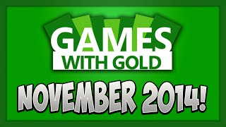 xbox live games with gold november 2014 free games with gold xbox 360 one