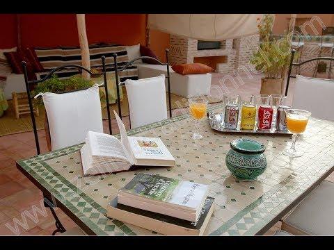 atelier zellige traditionnel doovi. Black Bedroom Furniture Sets. Home Design Ideas